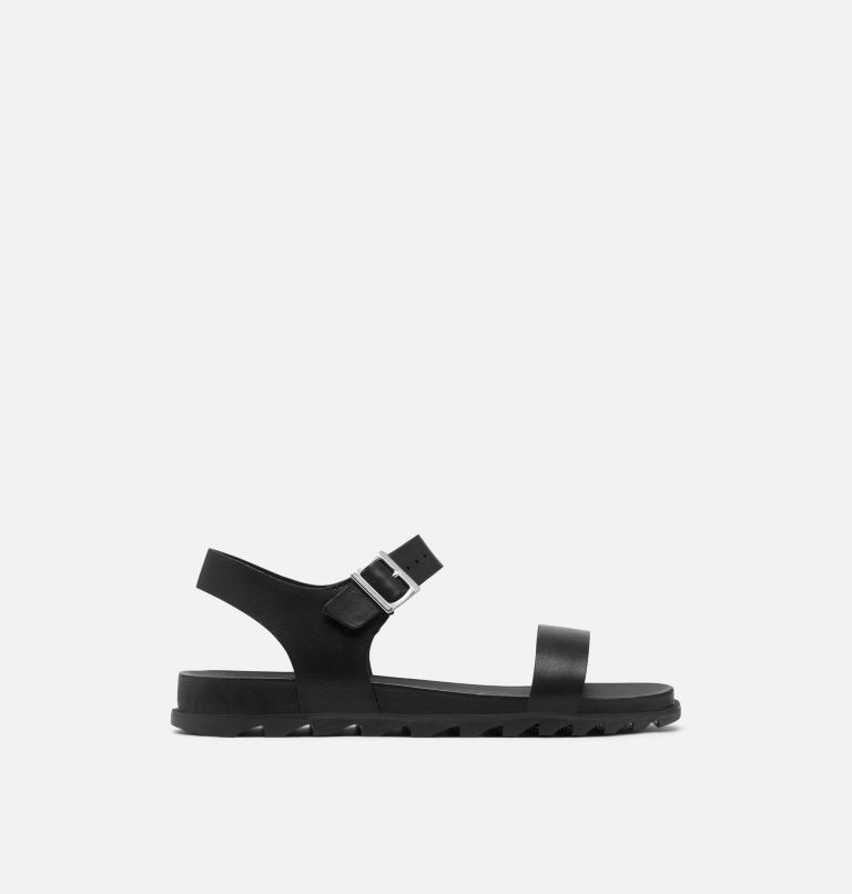 ROAMING™ DECON ANKLE STRAP | 010 | 9.5 Womens Roaming™ Decon Ankle Strap Sandal, Black, front