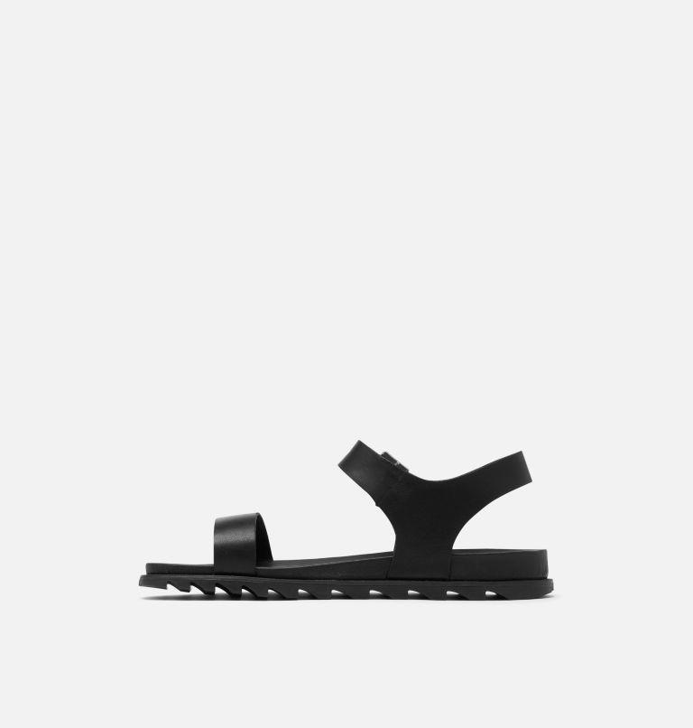 ROAMING™ DECON ANKLE STRAP | 010 | 9.5 Womens Roaming™ Decon Ankle Strap Sandal, Black, medial