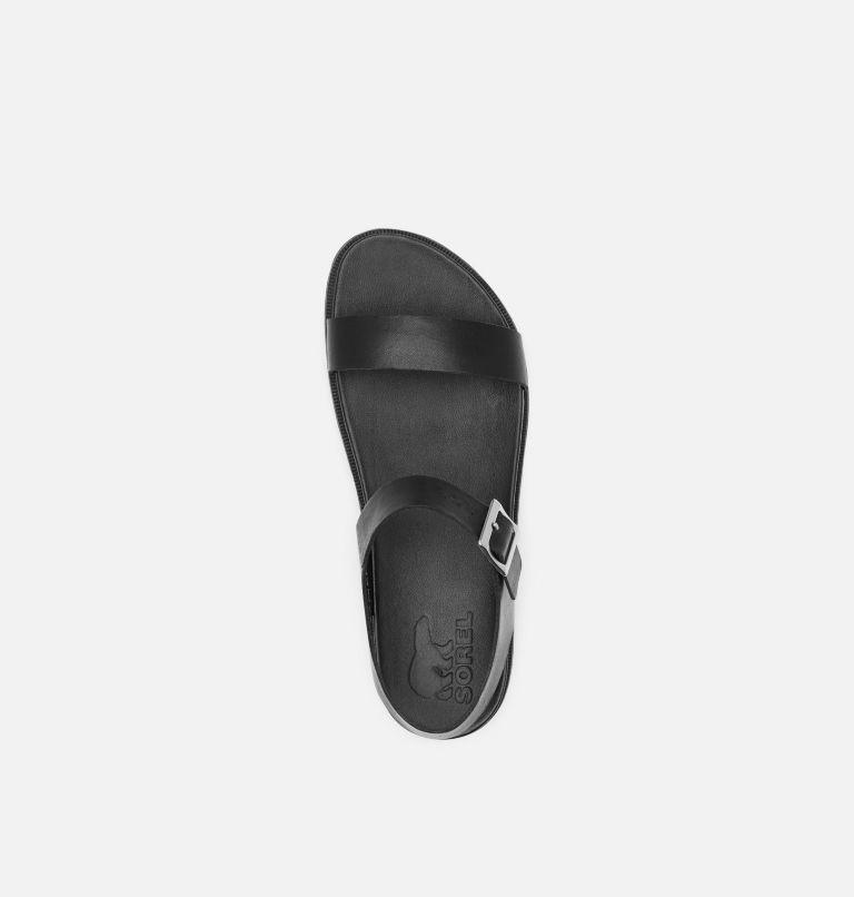 ROAMING™ DECON ANKLE STRAP | 010 | 9.5 Womens Roaming™ Decon Ankle Strap Sandal, Black, top