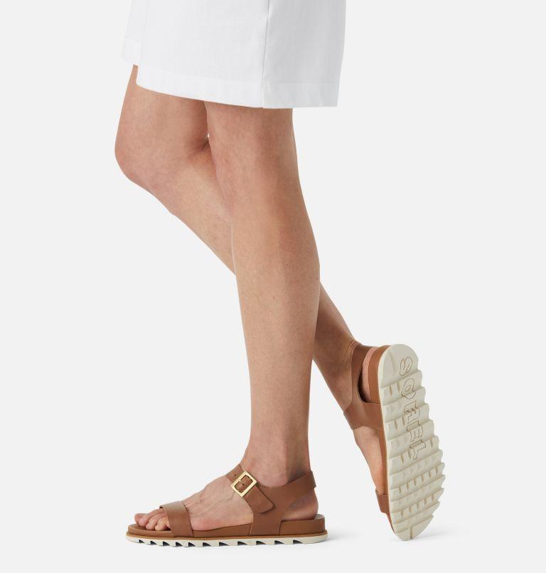 ROAMING™ DECON ANKLE STRAP | 242 | 9.5 Womens Roaming™ Decon Ankle Strap Sandal, Velvet Tan, a9