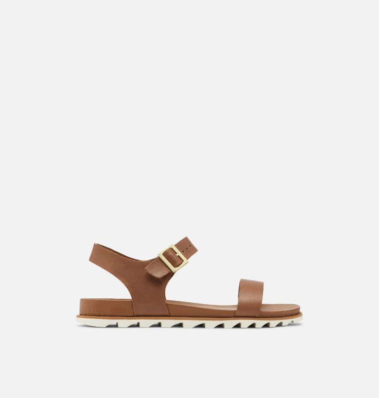 ROAMING™ DECON ANKLE STRAP | 242 | 9.5 Womens Roaming™ Decon Ankle Strap Sandal, Velvet Tan, front