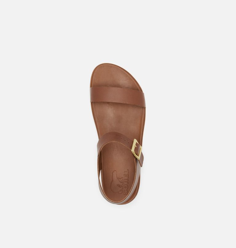 ROAMING™ DECON ANKLE STRAP | 242 | 9.5 Womens Roaming™ Decon Ankle Strap Sandal, Velvet Tan, top