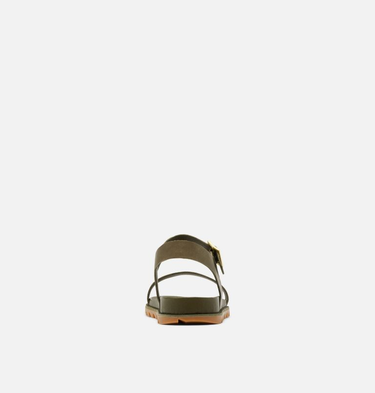 ROAMING™ DECON ANKLE STRAP | 319 | 9.5 Womens Roaming™ Decon Ankle Strap Sandal, Olive Green, back