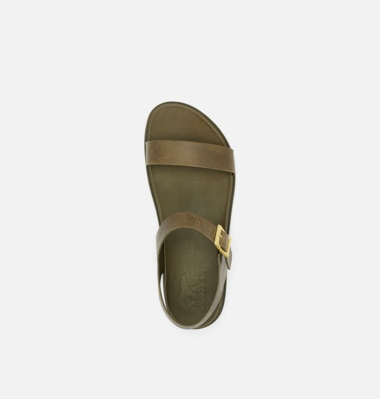 ROAMING™ DECON ANKLE STRAP | 319 | 9.5 Womens Roaming™ Decon Ankle Strap Sandal, Olive Green, top