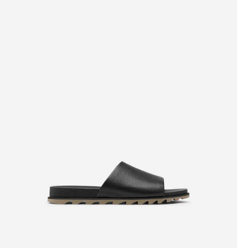 ROAMING™ DECON SLIDE | 010 | 8.5 Sandale-mule Roaming™ Decon pour femme, Black, front