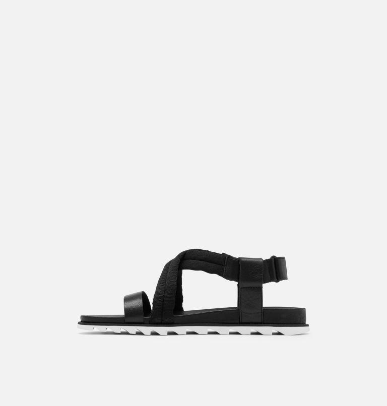 ROAMING™ DECON SANDAL | 010 | 8.5 Womens Roaming™ Decon Sandal, Black, medial
