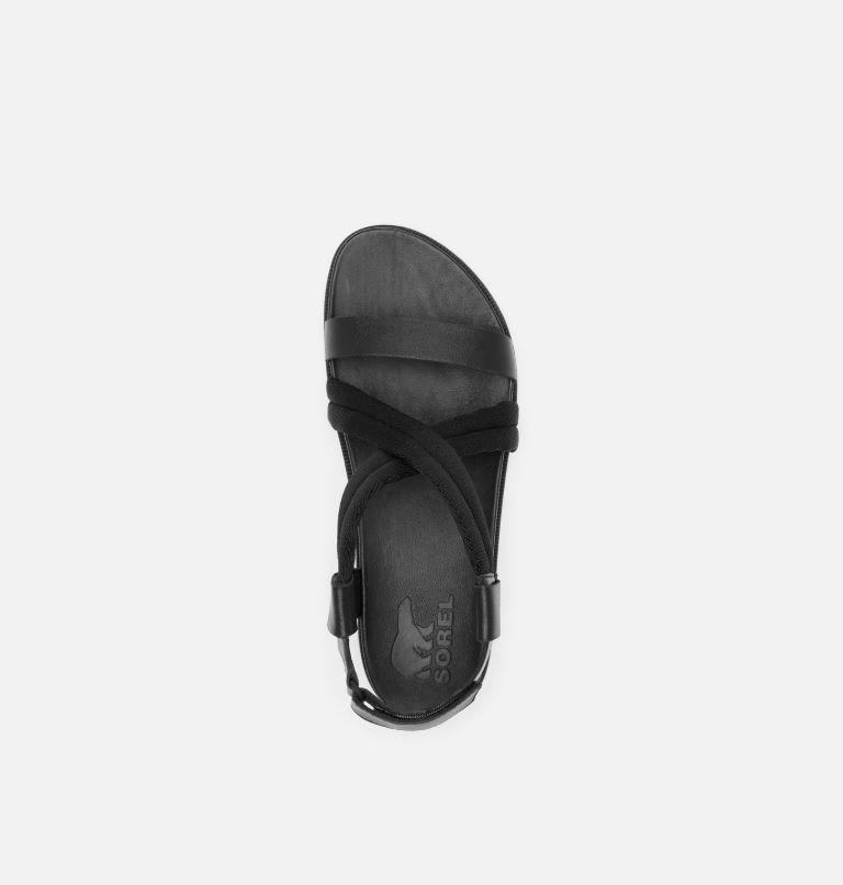 ROAMING™ DECON SANDAL | 010 | 8.5 Womens Roaming™ Decon Sandal, Black, top