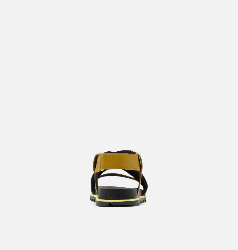 ROAMING™ DECON SANDAL   236   11 Womens Roaming™ Decon Sandal, Dioxide Gold, back