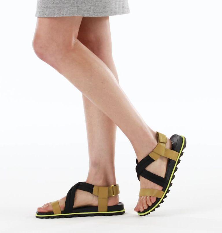 ROAMING™ DECON SANDAL | 236 | 5.5 Womens Roaming™ Decon Sandal, Dioxide Gold, video