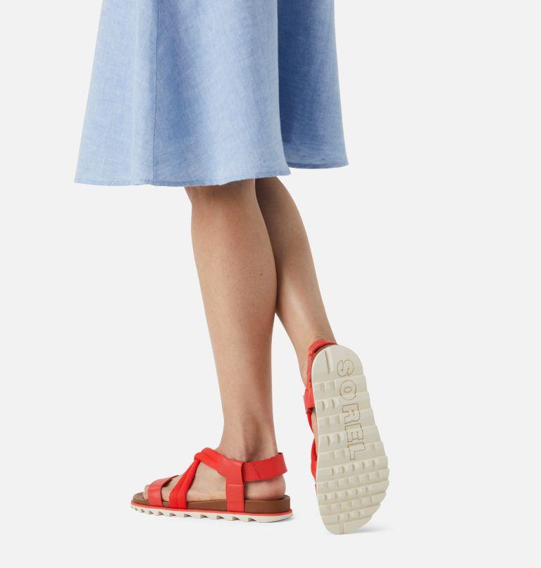 ROAMING™ DECON SANDAL   854   12 Womens Roaming™ Decon Sandal, Signal Red, a9