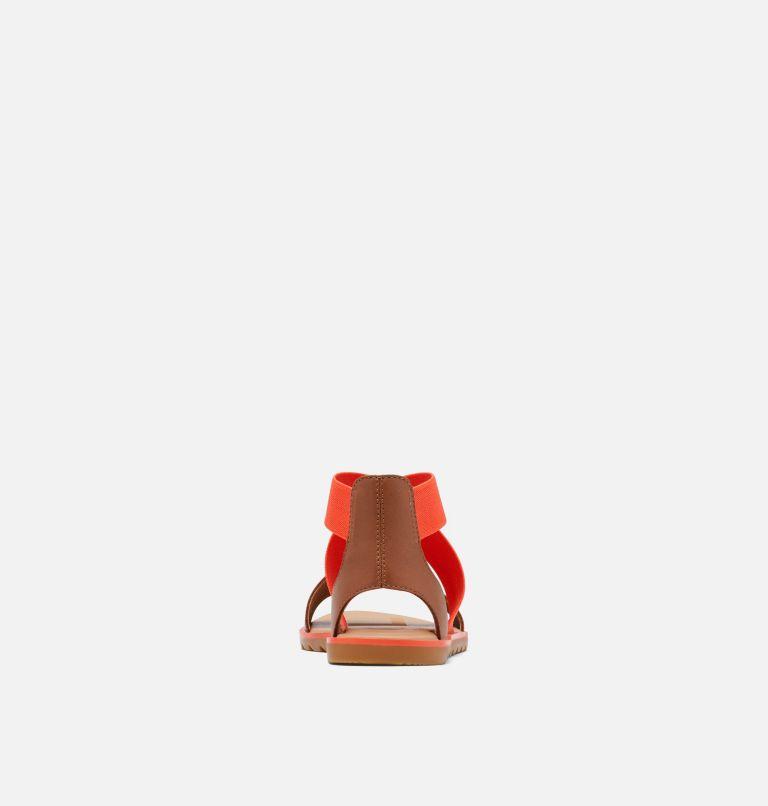 ELLA™ II SANDAL | 854 | 9.5 Womens Ella™ II Sandal, Signal Red, back