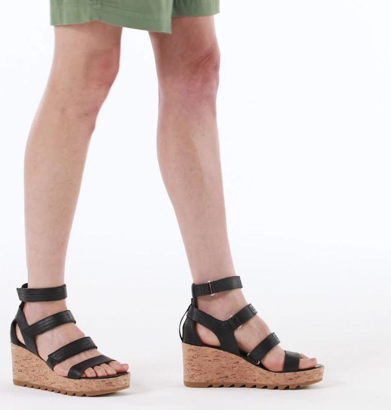 Womens Cameron™ Multi Strap Wedge Sandal Womens Cameron™ Multi Strap Wedge Sandal, video