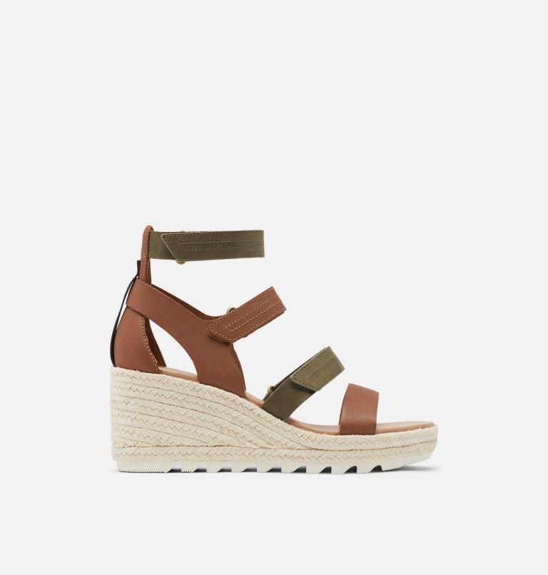 Womens Cameron™ Multi Strap Wedge Sandal Womens Cameron™ Multi Strap Wedge Sandal, front
