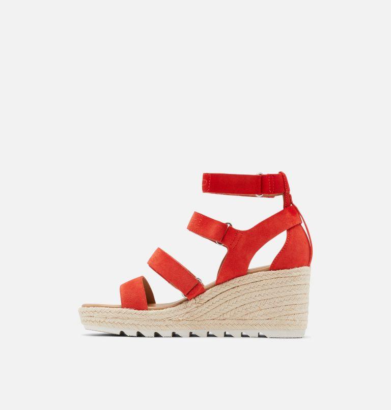 Womens Cameron™ Multi Strap Wedge Sandal Womens Cameron™ Multi Strap Wedge Sandal, medial