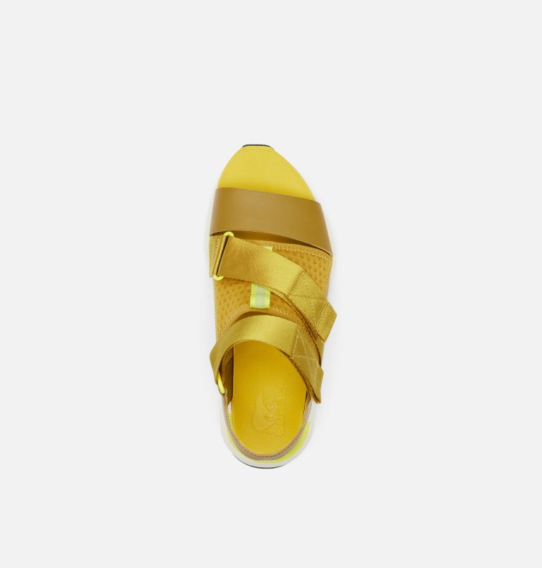 KINETIC™ IMPACT SANDAL | 236 | 6 Womens Kinetic™ Impact Sandal, Dioxide Gold, top