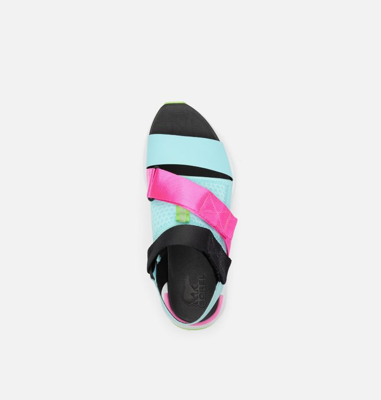 KINETIC™ IMPACT SANDAL | 428 | 7 Womens Kinetic™ Impact Sandal, Ocean Surf, top