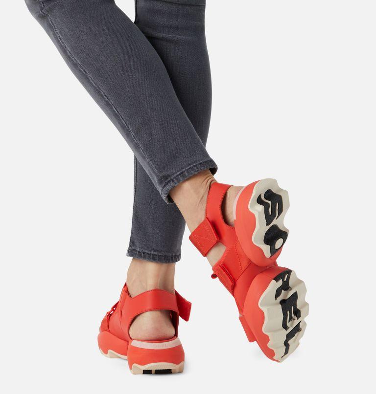 KINETIC™ IMPACT SANDAL   854   5.5 Womens Kinetic™ Impact Sandal, Signal Red, a9
