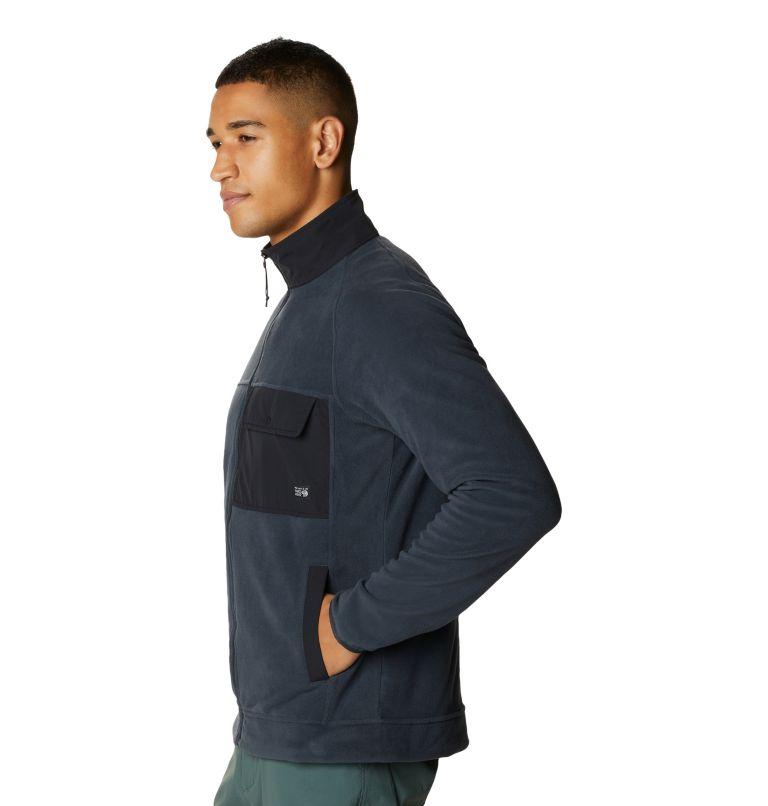 Unclassic™ LT Fleece Jacke | 004 | S Men's Unclassic™ LT Fleece Jacke, Dark Storm, a1