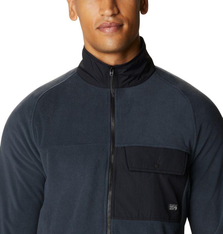 Unclassic™ LT Fleece Jacke | 004 | S Men's Unclassic™ LT Fleece Jacke, Dark Storm, a2