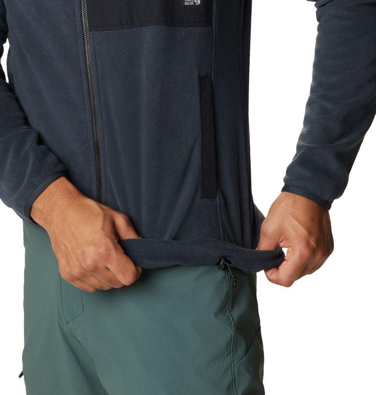 Unclassic™ LT Fleece Jacke | 004 | S Men's Unclassic™ LT Fleece Jacke, Dark Storm, a3