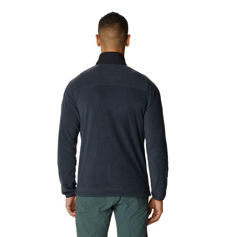 Unclassic™ LT Fleece Jacke | 004 | S Men's Unclassic™ LT Fleece Jacke, Dark Storm, back