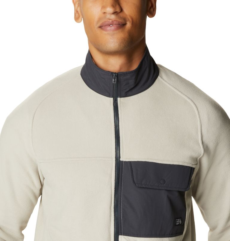 Unclassic™ LT Fleece Jacke | 217 | L Men's Unclassic™ LT Fleece Jacket, Sandblast, a2