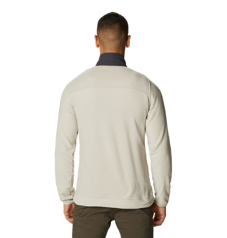Unclassic™ LT Fleece Jacke | 217 | S Men's Unclassic™ LT Fleece Jacke, Sandblast, back