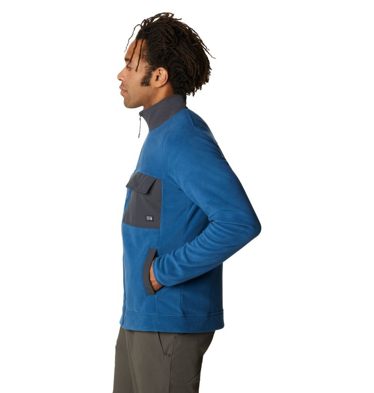 Unclassic™ LT Fleece Jacke | 402 | XL Men's Unclassic™ Light Fleece Jacket, Blue Horizon, a1