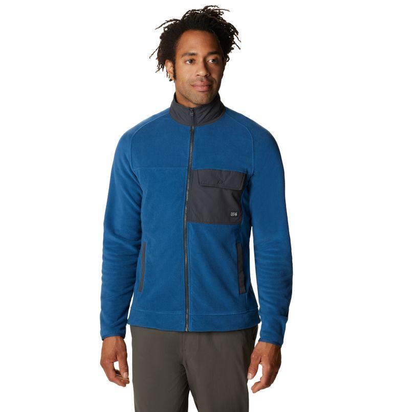 Unclassic™ LT Fleece Jacke | 402 | XL Men's Unclassic™ Light Fleece Jacket, Blue Horizon, front