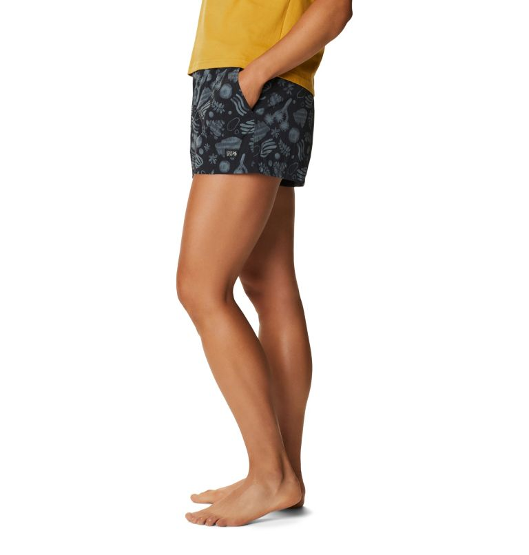 Printed Stryder™ Swim Short | 004 | L Women's Printed Chalkies™ Swim Short, Dark Storm J Tree Print, a1