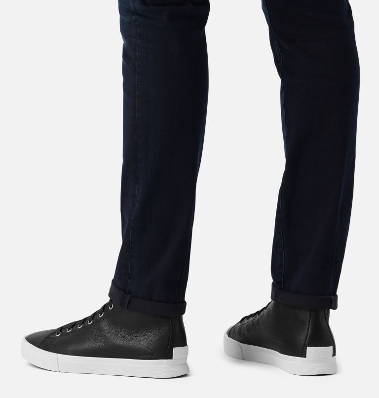 CARIBOU™ SNEAKER CHUKKA WP | 010 | 7 Mens Caribou™Chukka Sneaker WP, Black, White, a9