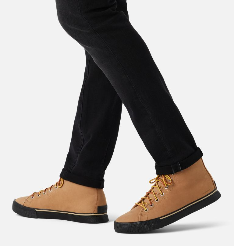CARIBOU™ SNEAKER CHUKKA WP | 281 | 12 Mens Caribou™Chukka Sneaker WP, Buff, Black, a9