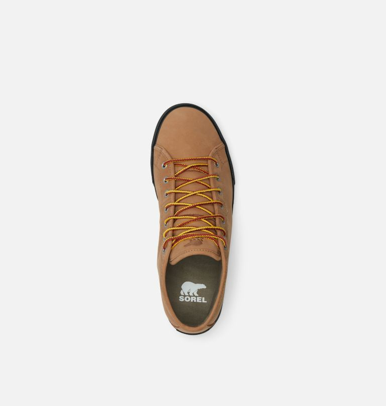 CARIBOU™ SNEAKER CHUKKA WP | 281 | 12 Mens Caribou™Chukka Sneaker WP, Buff, Black, top