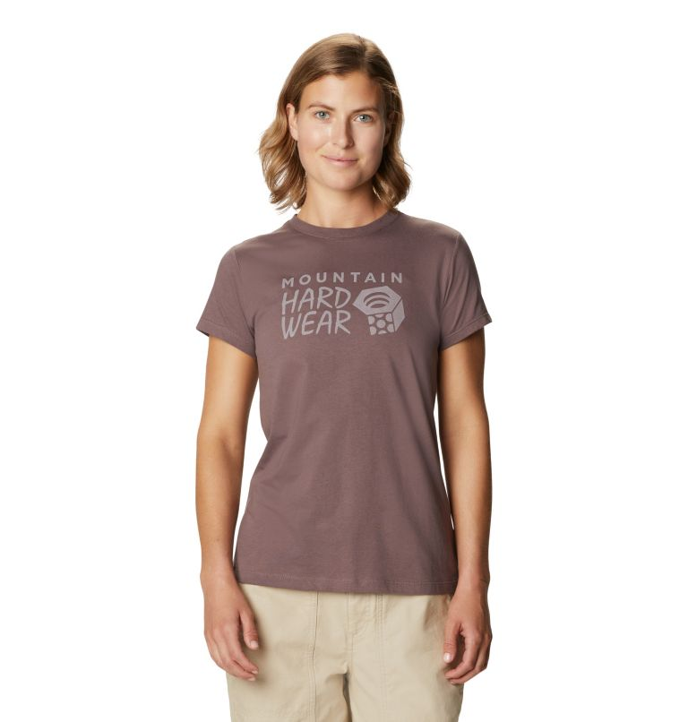 Women's MHW Logo™ Short Sleeve T-Shirt Women's MHW Logo™ Short Sleeve T-Shirt, front