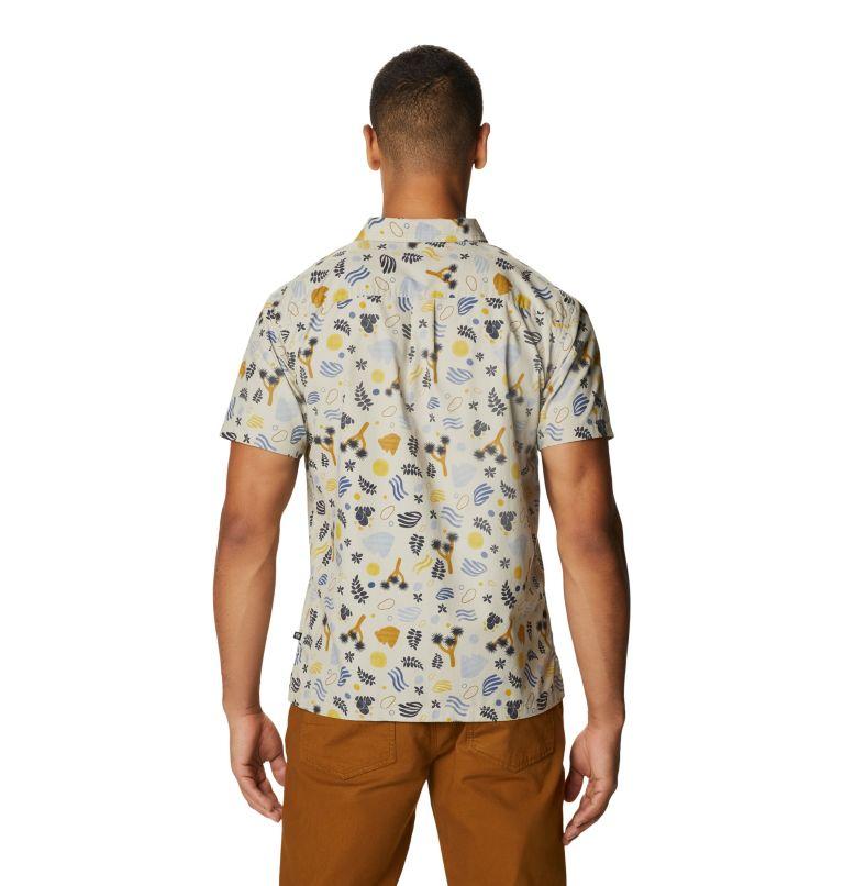 Men's Camp Short Sleeve Shirt Men's Camp Short Sleeve Shirt, back