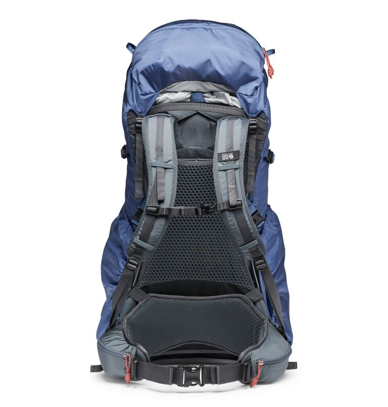 PCT™ W 50L Backpack | 445 | M/L Women's PCT™ 50L Backpack, Northern Blue, back