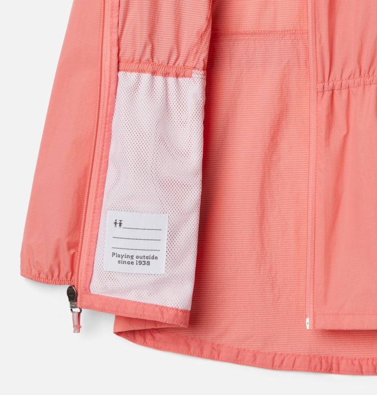 Punchbowl™Jacket | 101 | XXS Girls' Punchbowl Jacket, White, Salmon, a1