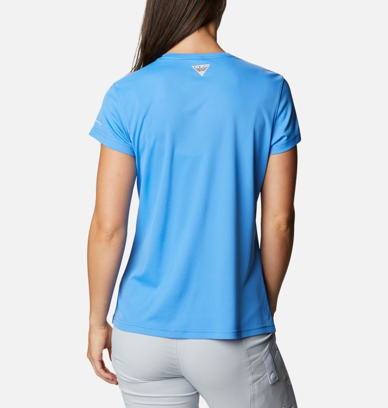 Women's PFG Respool™ Knit Short Sleeve Shirt Women's PFG Respool™ Knit Short Sleeve Shirt, back