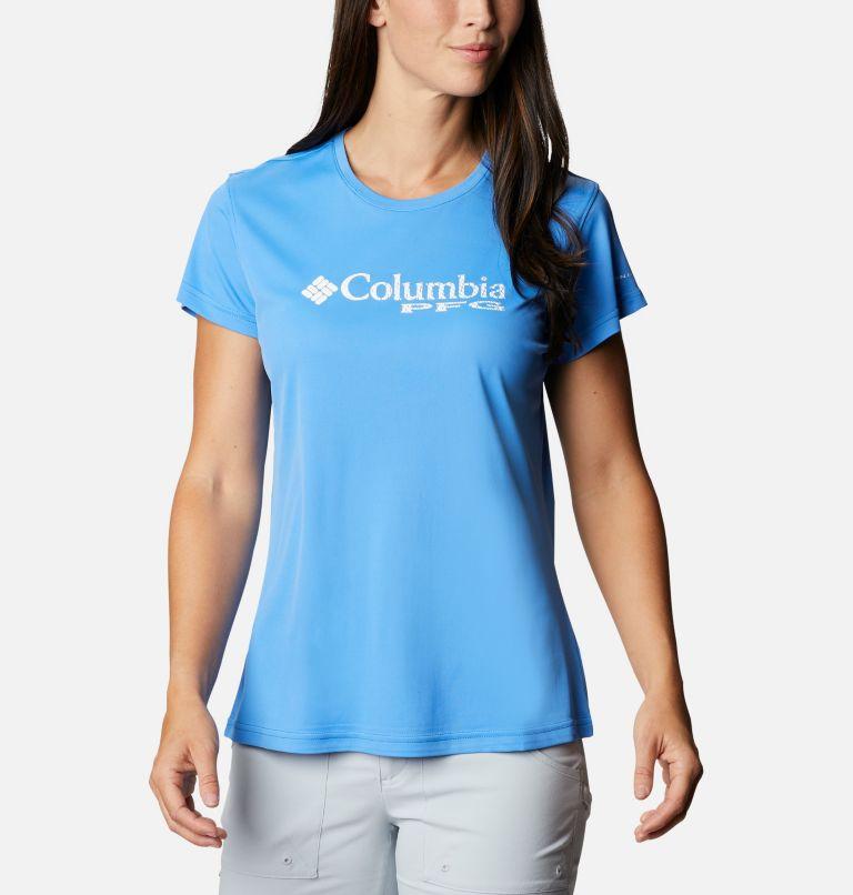 Women's PFG Respool™ Knit Short Sleeve Shirt Women's PFG Respool™ Knit Short Sleeve Shirt, front