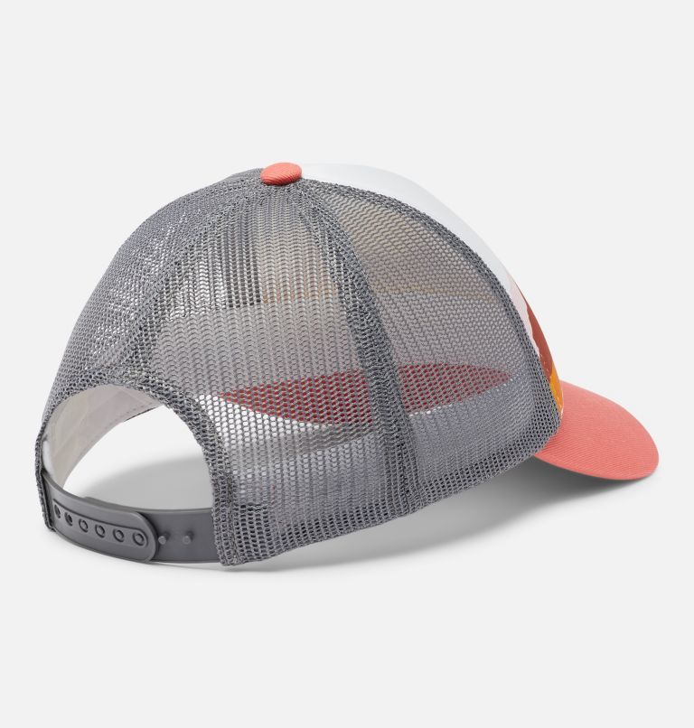 Youth Trucker™ | 699 | O/S Youth Trucker™ Hat, Salmon, Outdoor, back