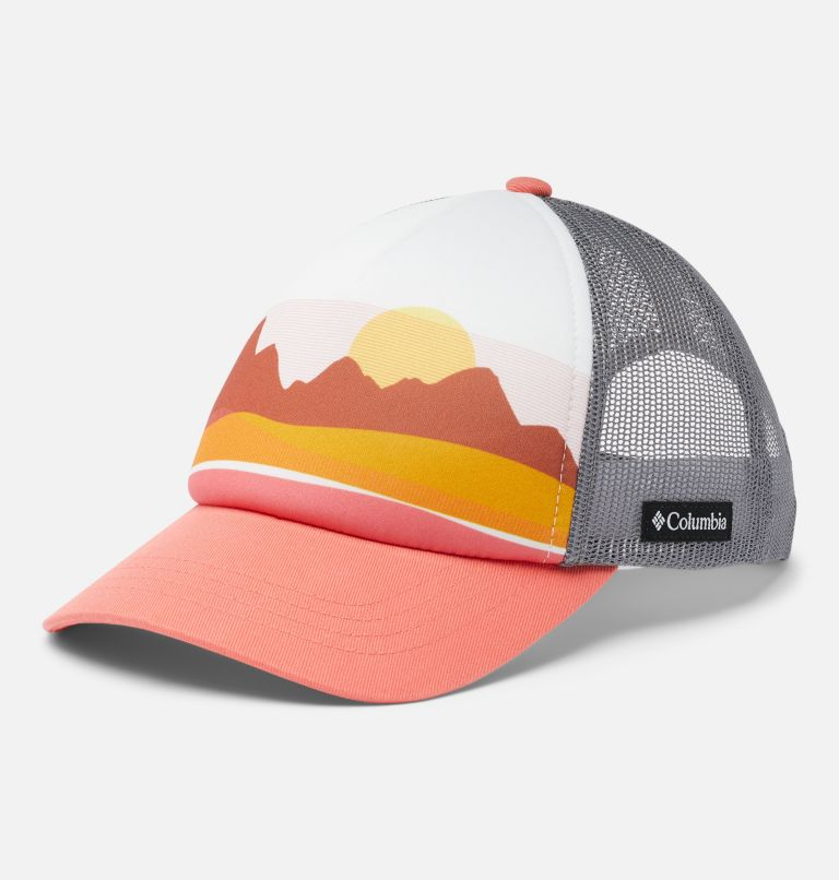 Youth Trucker™ | 699 | O/S Youth Trucker™ Hat, Salmon, Outdoor, front