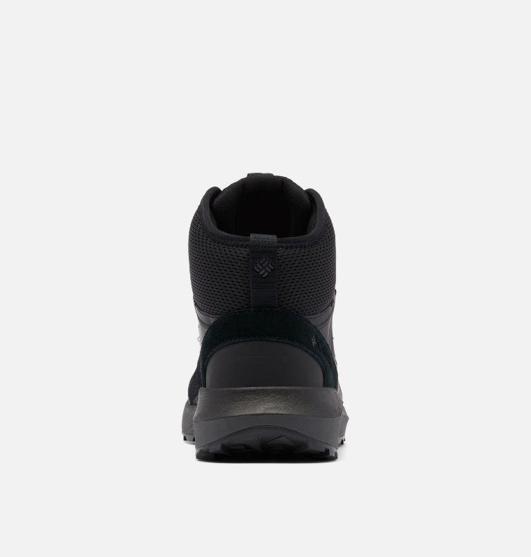 TRAILSTORM™ MID WATERPROOF | 010 | 13 Men's Trailstorm™ Mid Waterproof Shoe, Black, Dark Grey, back