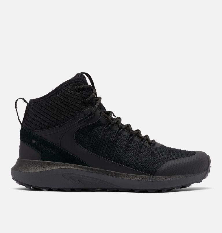 TRAILSTORM™ MID WATERPROOF | 010 | 13 Men's Trailstorm™ Mid Waterproof Shoe, Black, Dark Grey, front