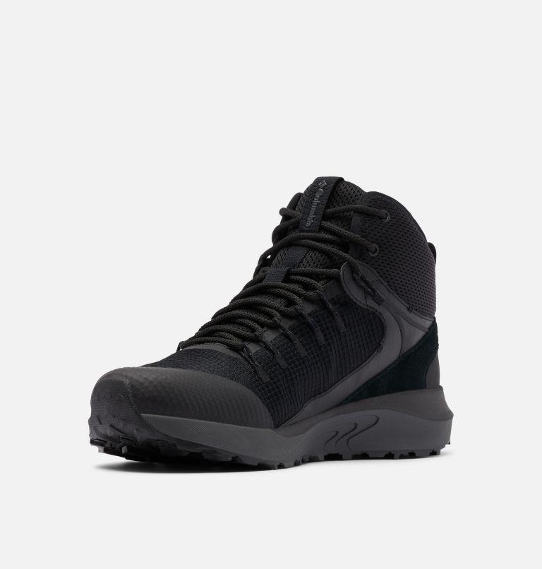 TRAILSTORM™ MID WATERPROOF | 010 | 13 Men's Trailstorm™ Mid Waterproof Shoe, Black, Dark Grey