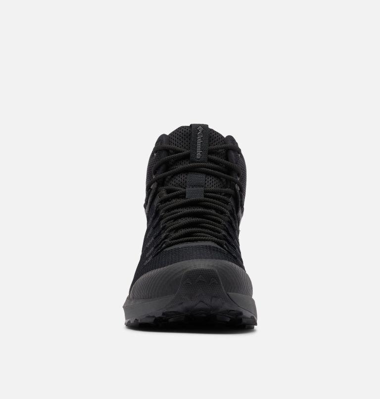 TRAILSTORM™ MID WATERPROOF | 010 | 13 Men's Trailstorm™ Mid Waterproof Shoe, Black, Dark Grey, toe