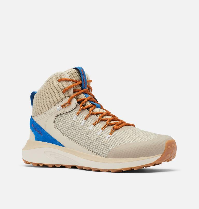 Men's Trailstorm™ Mid Waterproof Shoe Men's Trailstorm™ Mid Waterproof Shoe, 3/4 front