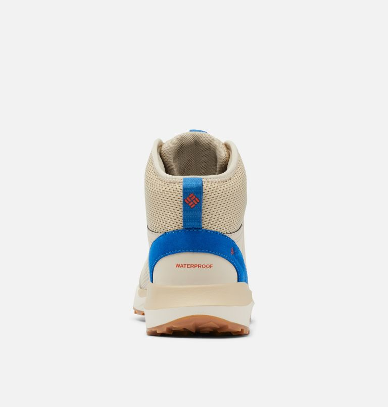 Men's Trailstorm™ Mid Waterproof Shoe - Wide Men's Trailstorm™ Mid Waterproof Shoe - Wide, back