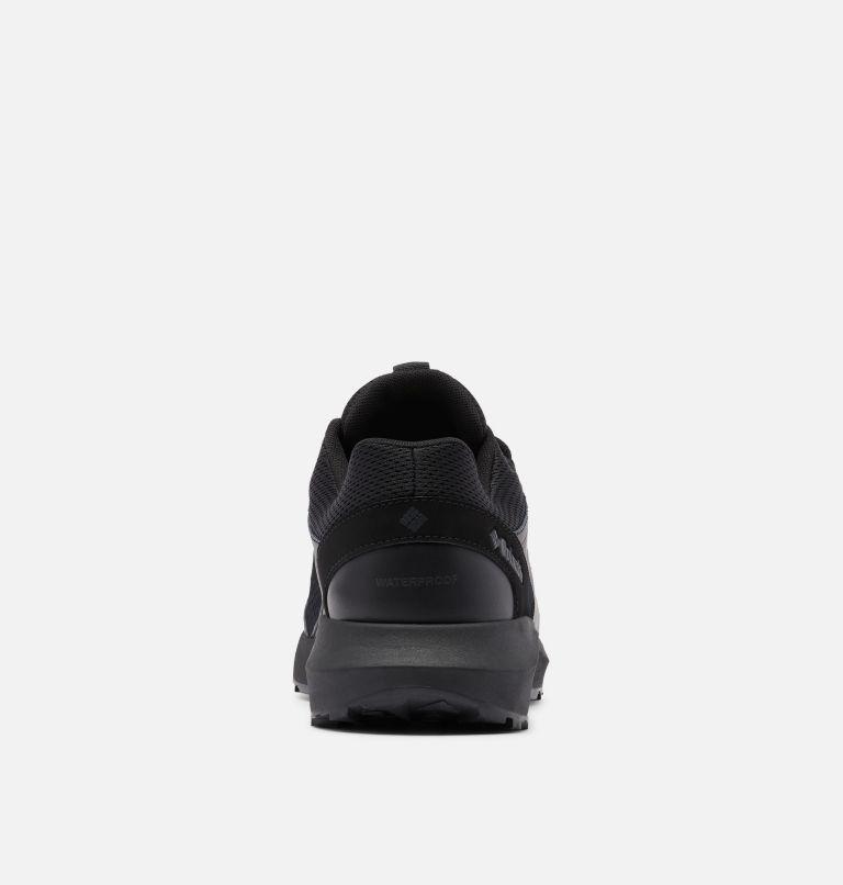 TRAILSTORM™ WATERPROOF WIDE   012   11.5 Men's Trailstorm™ Waterproof Shoe - Wide, Black, Black, back
