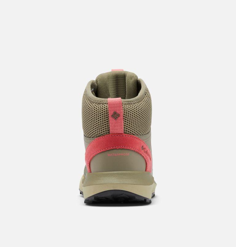 Women's Trailstorm™ Mid Waterproof Shoe Women's Trailstorm™ Mid Waterproof Shoe, back