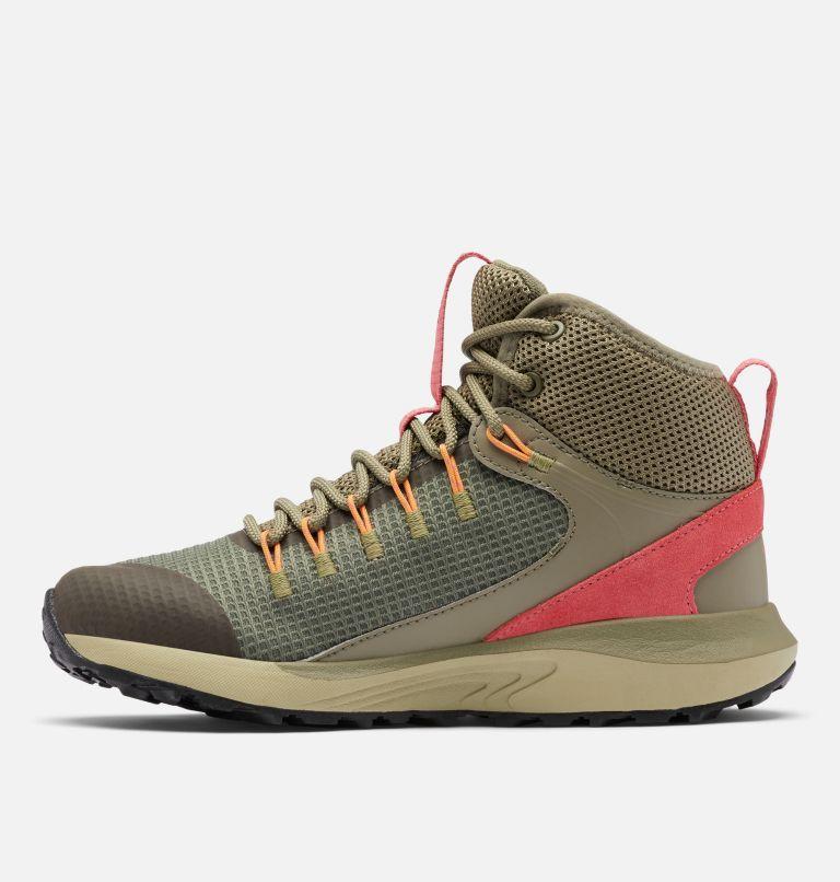 Women's Trailstorm™ Mid Waterproof Shoe Women's Trailstorm™ Mid Waterproof Shoe, medial